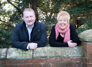 Nick Platt and Julie White of GRE Ltd (2)