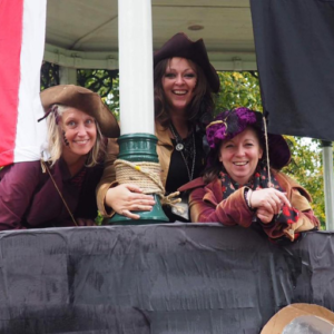 Hecate Arts CIC - Pirate Day in Matlock
